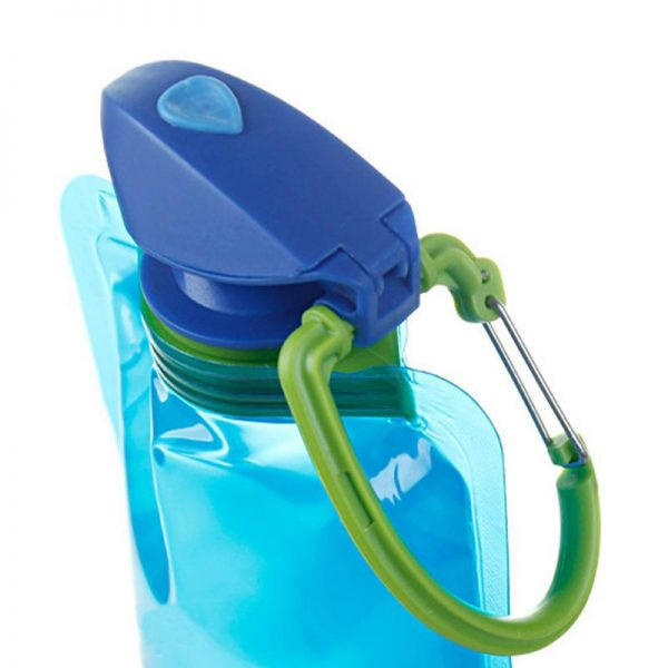 Travel Bottles Collapsible Pouch 4