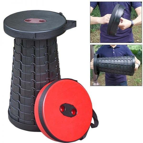 Travel Chair Collapsible Stool 1