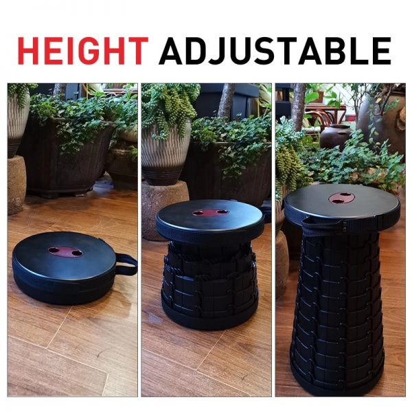 Travel Chair Collapsible Stool 4