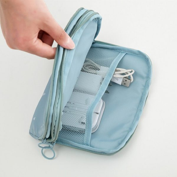 Travel Document Organizer with Card Holders 1