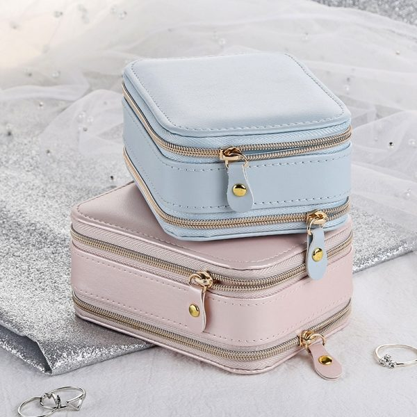 Travel Jewelry Organizer Portable Container 2