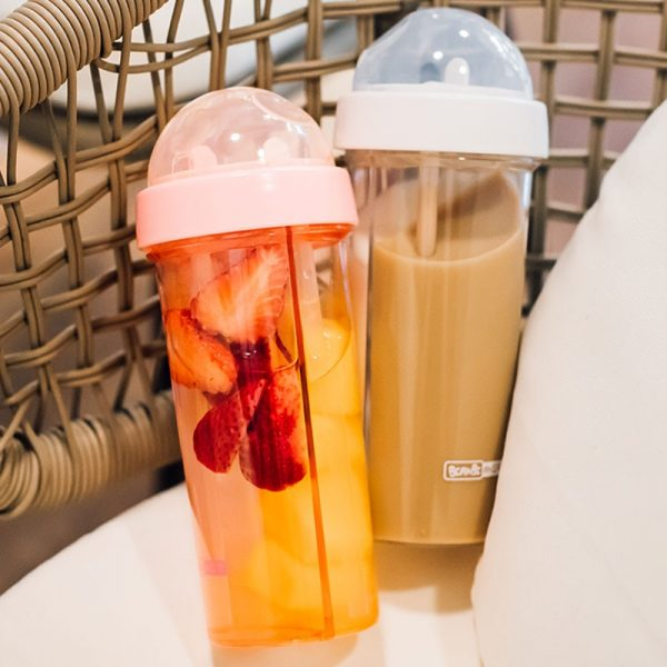 Twin Cup Double Side Sippy Tumbler 2