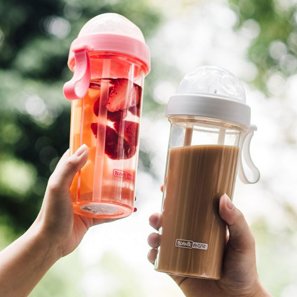 Twin Cup Double Side Sippy Tumbler