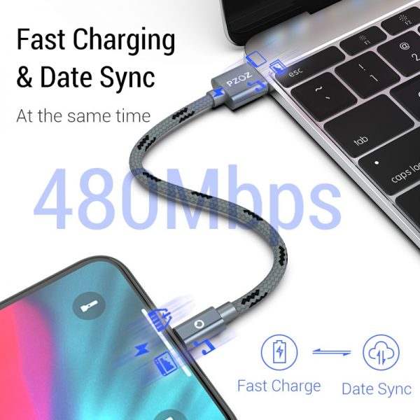 USB Cord Charger for Apple iPhones 1