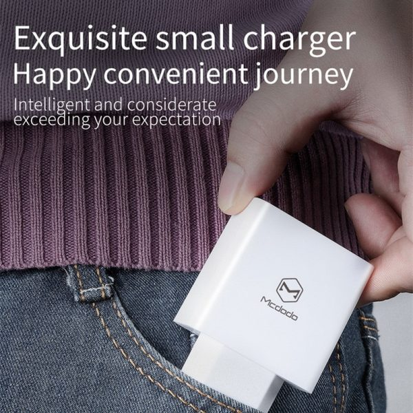 USB Power Adapter Portable Charger 4