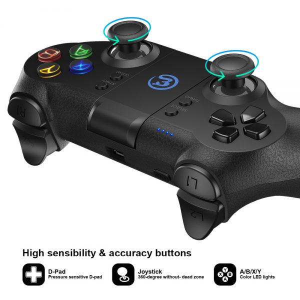 Universal Bluetooth Game Controller 2