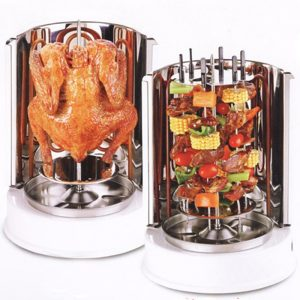 Vertical Grill Electric Kitchen Device
