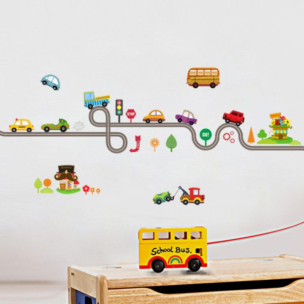 Wall Stickers for Kids Cars Design 3