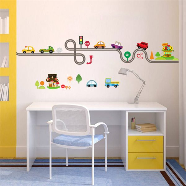 Wall Stickers for Kids Cars Design 4