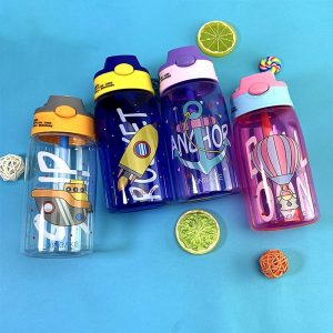 Water Bottle For Kids 480ML Container