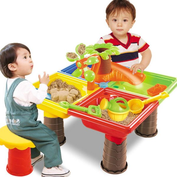 Water Play Table Activity Toy Set 1