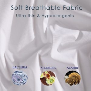 Waterproof Bed Cover Mattress Protector