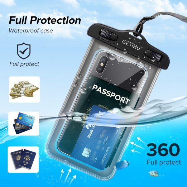 Waterproof Mobile Pouch Universal Case 2