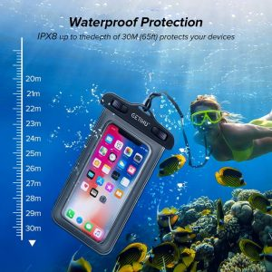 Waterproof Mobile Pouch Universal Case