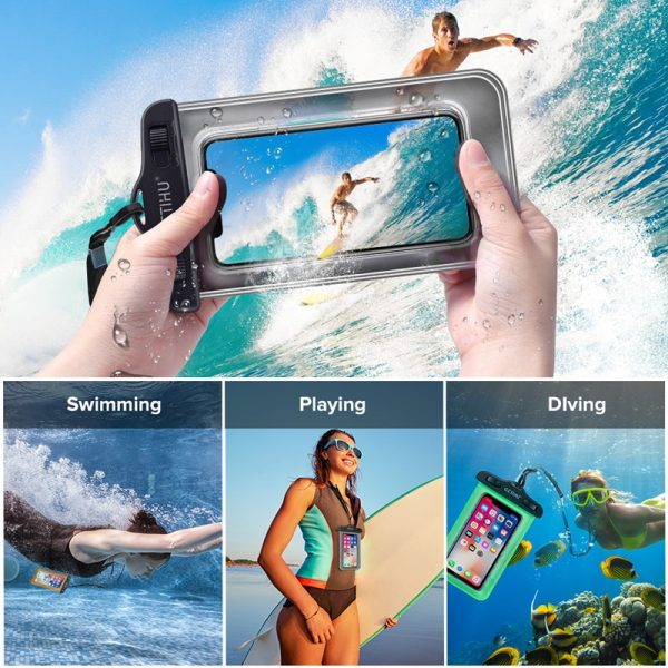 Waterproof Mobile Pouch Universal Case 4