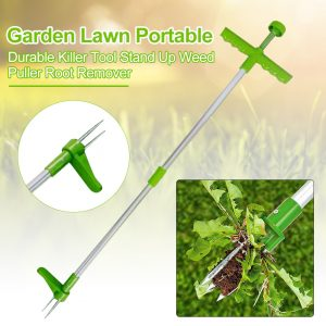 Weed Puller Plant Root Remover