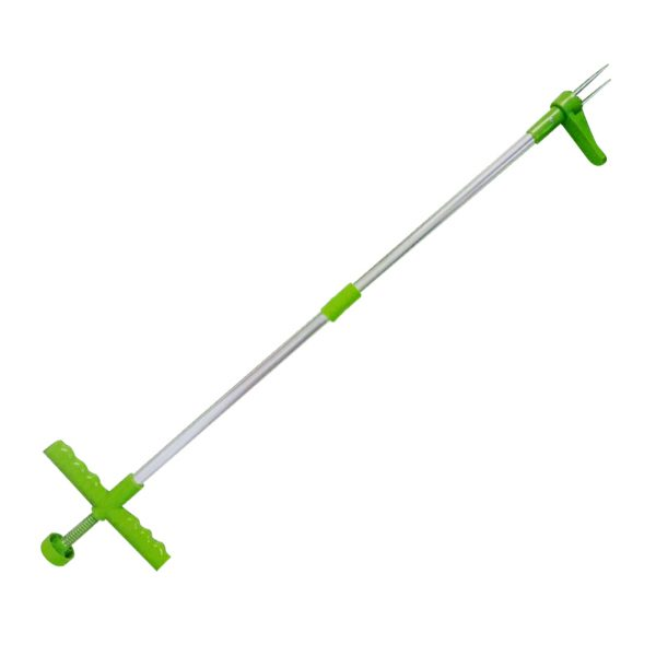 Weed Remover Tool with Long Grab Handle 1