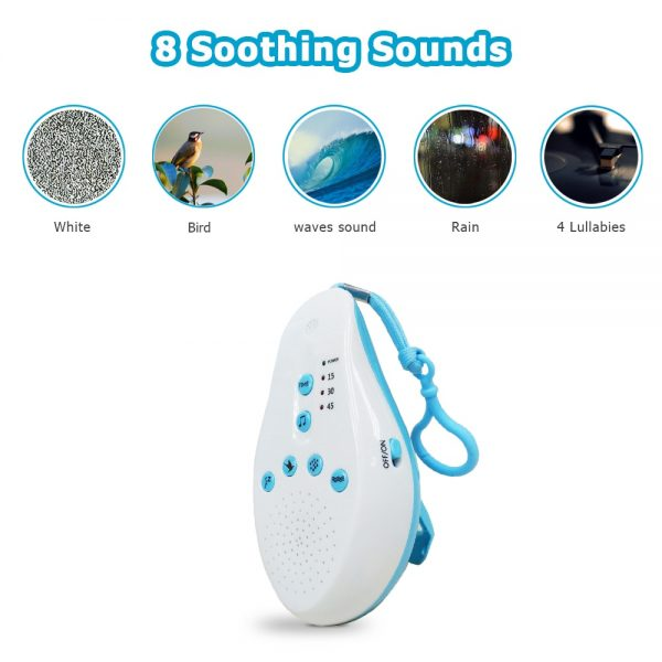 White Noise Machine Sleep Soothers 3