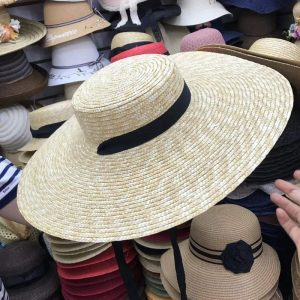 Wide Brim Hat Sun Protection Boater