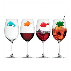 Wine Glass Charms 12PC Accessories