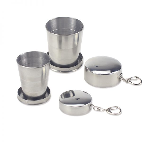 Wine Tumbler Telescopic Stainless Cup 1