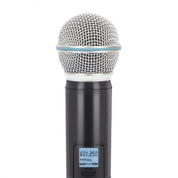 Wireless Microphone Professional System 3