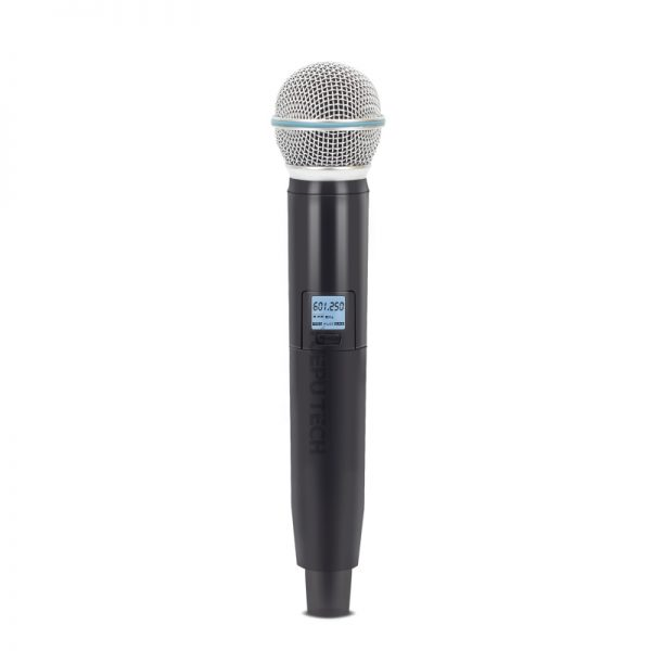 Wireless Microphone Professional System 4