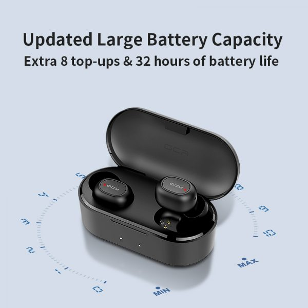 Wireless Noise Canceling Earbuds Bluetooth 1