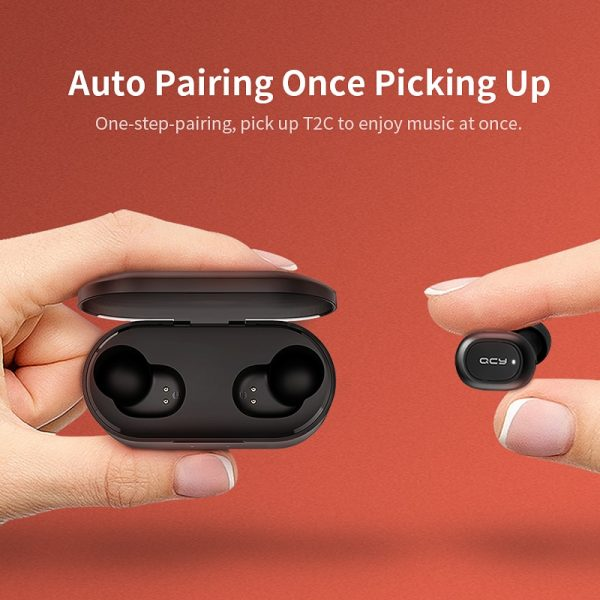 Wireless Noise Canceling Earbuds Bluetooth 3