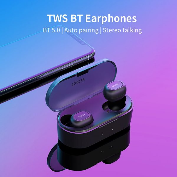 Wireless Noise-Canceling Earbuds Bluetooth