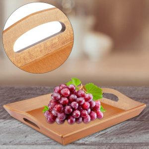 Wood Serving Tray Kitchen Tools
