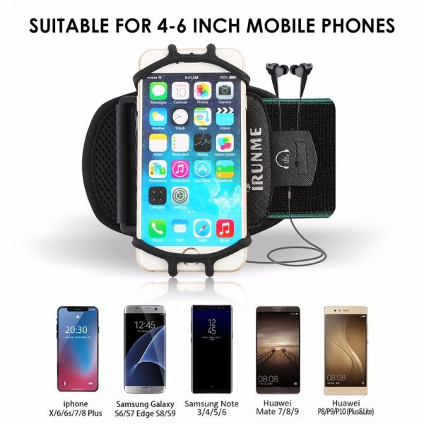 Wrist Phone Holder for 4 6 Inch Phones 1