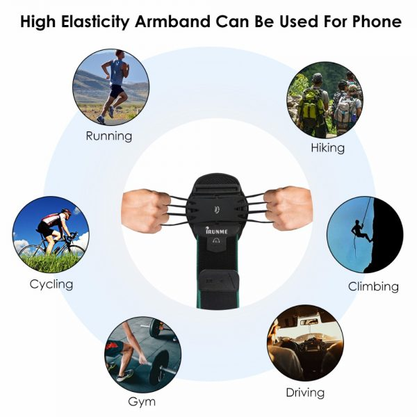 Wrist Phone Holder for 4 6 Inch Phones 2