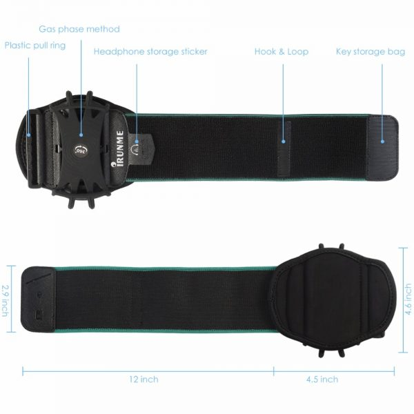 Wrist Phone Holder for 4 6 Inch Phones 3