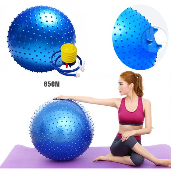 Yoga Ball Protection Explosion proof Fitness Ball 65CM Thickened 1