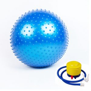 Yoga Ball Protection Explosion-proof Fitness Ball 65CM Thickened