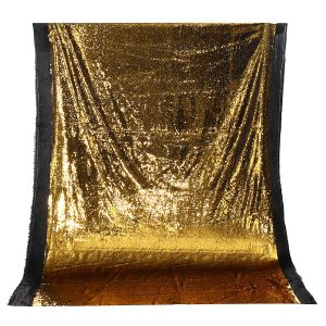1.3x1.9m Glitter Sequin Fabric Photography Backdrop Curtain Wedding Party Decor
