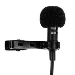 1.5m Omnidirectional Condenser Microphone for Reer For iPhone 6S 7 Plus Mobile Phone for iPad DSLR Camera