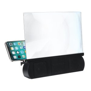 10 Inch 3D Phone Screen Magnifier Movie Video Amplifier for Smart Phone for iPhone for Samsung
