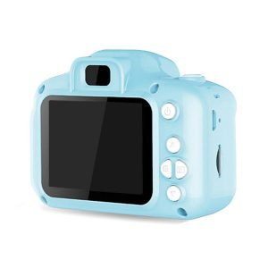 1080P Digital Cartoon Camera HD Screen Chargable Photography Outdoor Game Toy For Children Kids