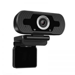 1080P HD USB Webcam Web Camera With Built-in Noise Reduction Microphone for PC