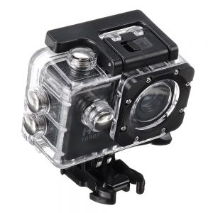 1080P Sports Camera Wide Angle Lens 140 Degrees Waterproof Outdoor Aerial Cam Recorder