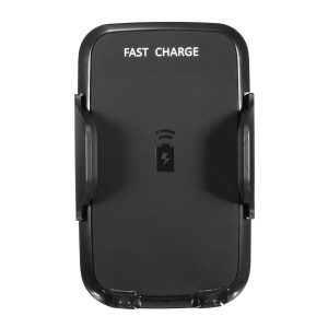 10W 2 Coils Qi Wireless Car Charger Holder For Samsung Galaxy S7 S6 S8 iPhone 8 Plus X