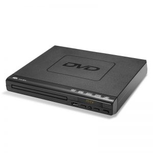 110V-240V USB Portable Multiple Playback DVD Player ADH DVD CD SVCD VCD Disc Player with Remote Control