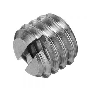 1/4 to 3/8 Conversion Adapter Nut Screw Cap for Tripod