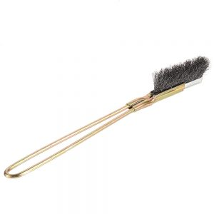 1Pcs Nozzle Cleaning Brush Stainless Steel Bristles Cleaning Tool for 3D Printer
