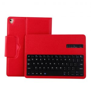 2 in 1 bluetooth Tablet Keyboard PU Leather Flip with Foldable Stand Protective Case Cover for iPad 9.7 inch