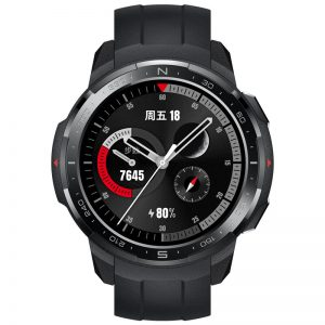 [25 Days Standby] Huawei Honor Watch GS Pro 1.39'' AMOLED Screen Wristband 103 Sport Modes Tracker Heart Rate SpO2 Monitor GPS Positioning Outdoor Smart Watch