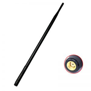 2DBI Antenna Dual Band 2400-2500/5150-5850MHz SMA Plug Connector for 2.4G 5G 5.8G WiFi Router for Huawei Router