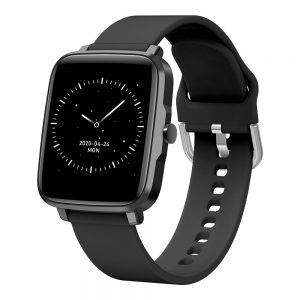 [30 Days Standby Time] Bakeey F2 1.54 inch IPS 2.5D Curved Screen BT5.0 Body Temperature Measurement Heart Rate Blood Pressure Monitor IP68 Waterproof Smart Watch